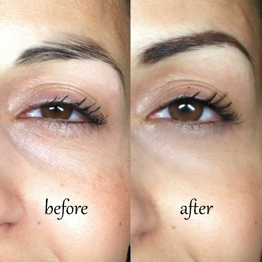 Natural Full Eyebrows : Sheila Bella Permanent Makeup