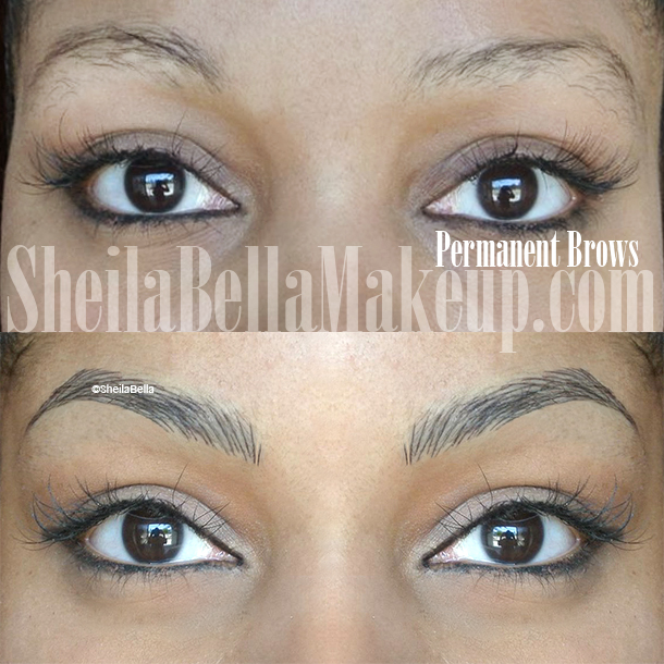 Tattoo Eyebrows 3d Eyebrow Tattoo The Best Most Natural