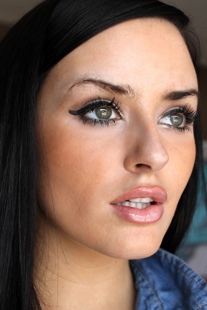 abigail ratchford�s eyebrow transformation sheila bella