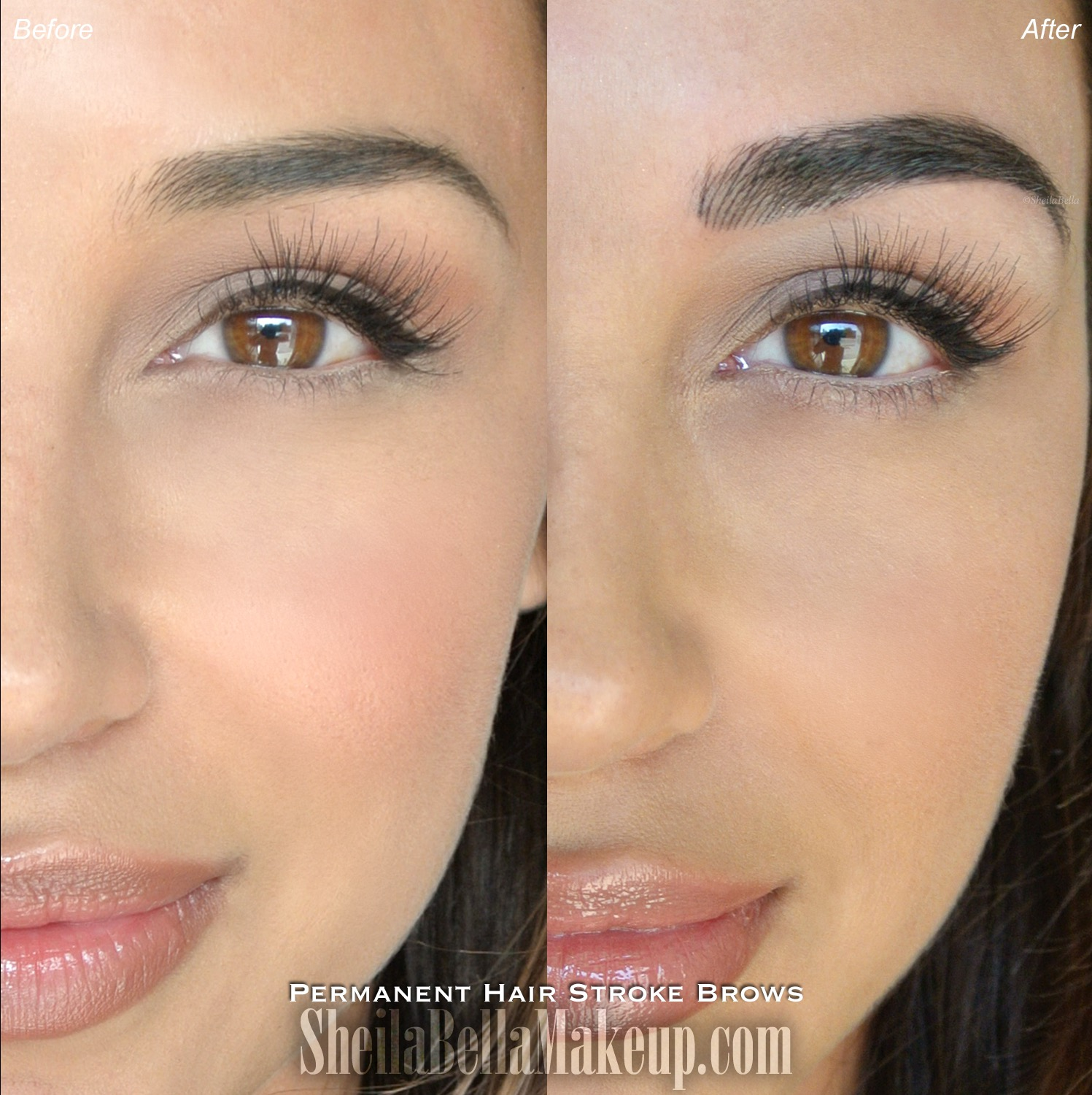 Microblading Brows : Sheila Bella Permanent Makeup and Microblading