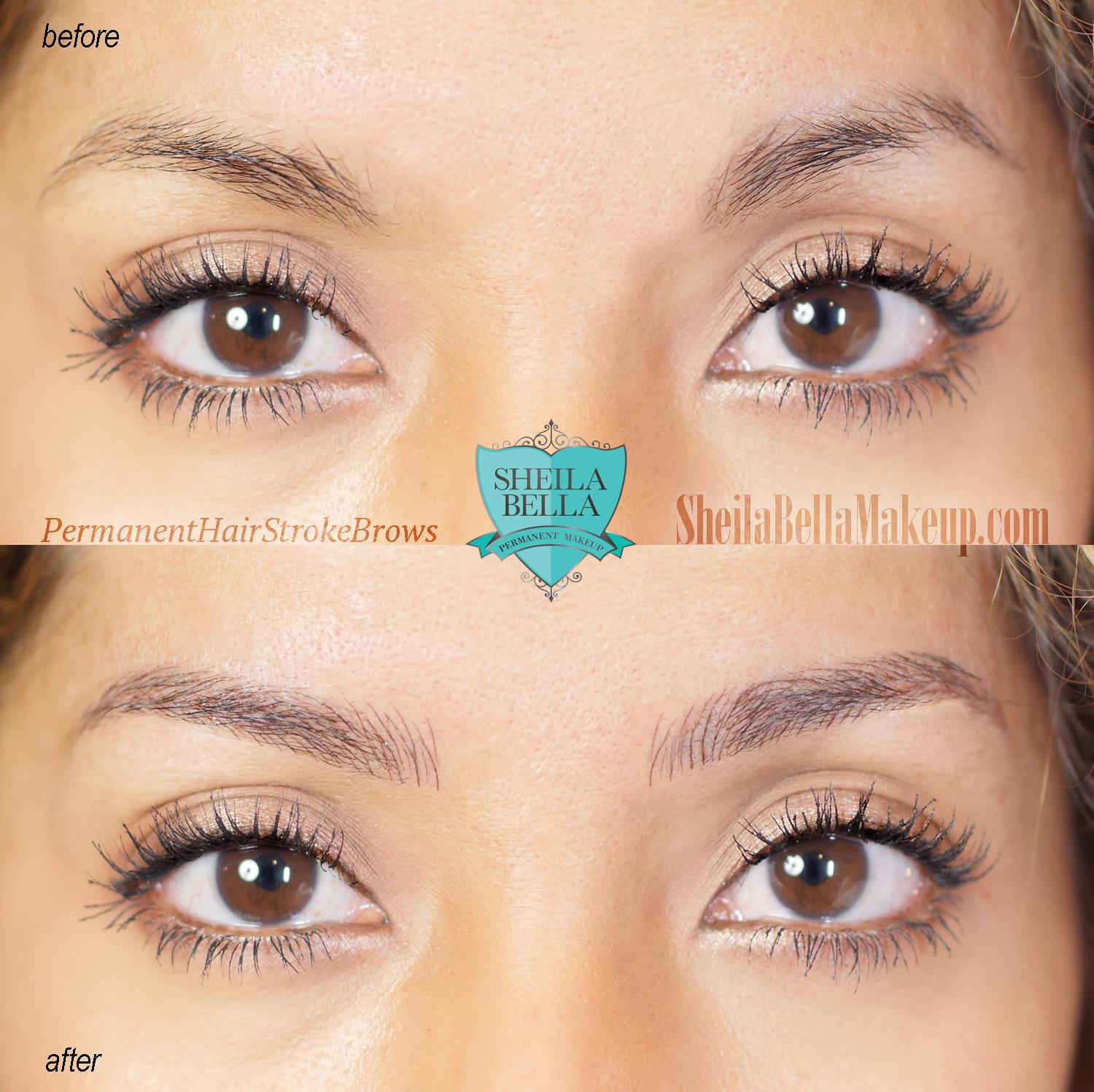 Makeup tattoo eyeliner diy makeup ideas for How to make a permanent tattoo